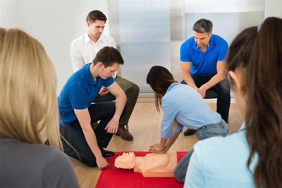 Employee CPR Training London