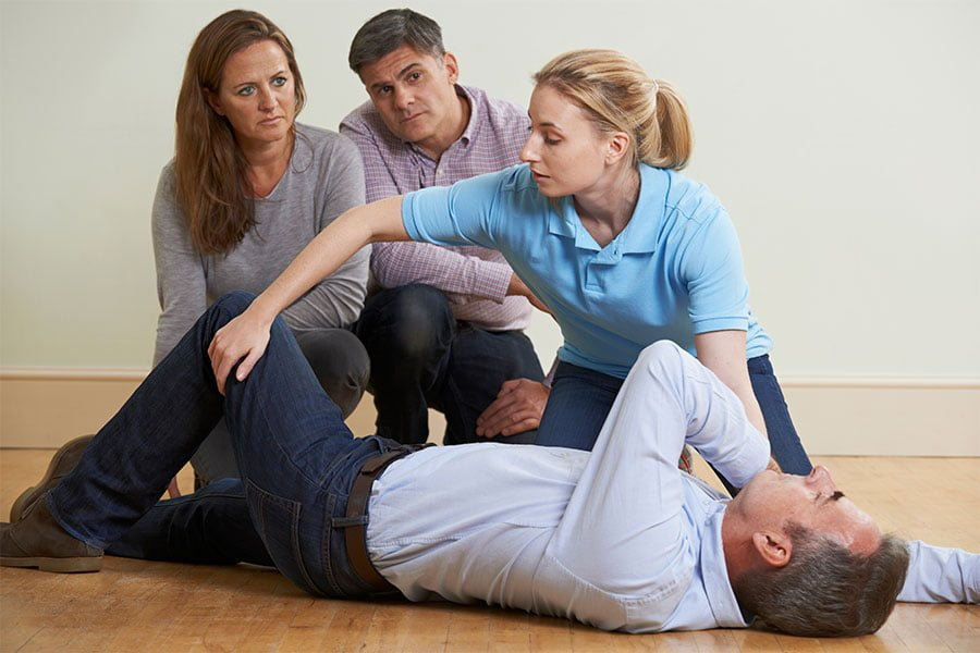 Recovery Position Training